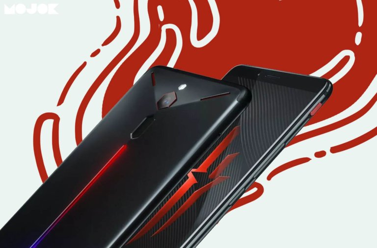 Ponsel Gaming Nubia Red Magic 3 Bakal Dibawa ke Indonesi