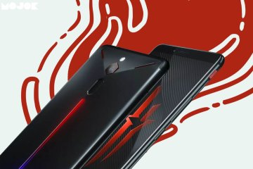 Ponsel Gaming Nubia Red Magic 3 Bakal Dibawa ke Indonesi