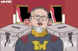 BW mendukung Prabowo MOJOK.CO