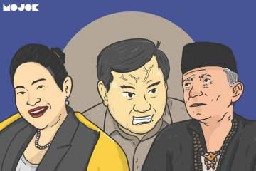 Prabowo Amien Rais dilaporkan MOJOK.CO