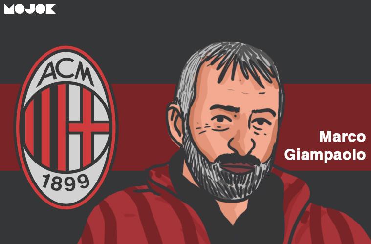 Ac Milan Marco Giampaolo
