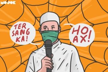 Ustaz Rahmat Baequni Tersangka Hoaks - MOJOK.CO