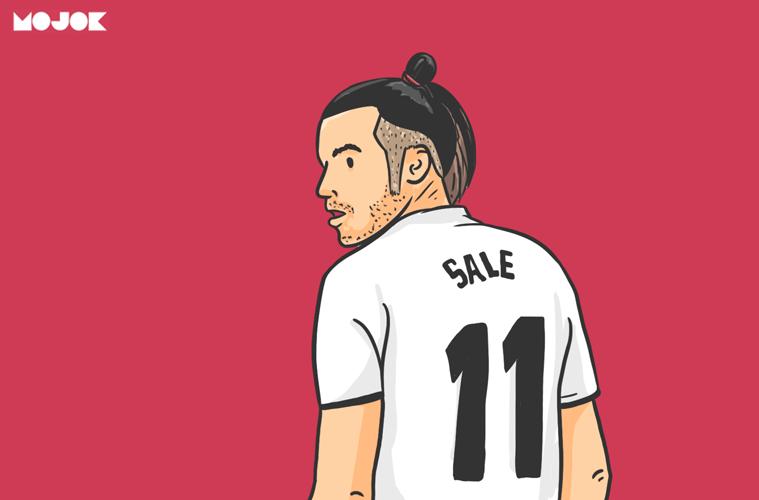 Kisruh Real Madrid dan Gareth Bale: Ketika Orang Mabuk Angka
