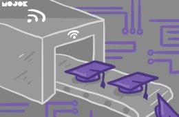 Pendidikan Belajar Online MOJOK.CO