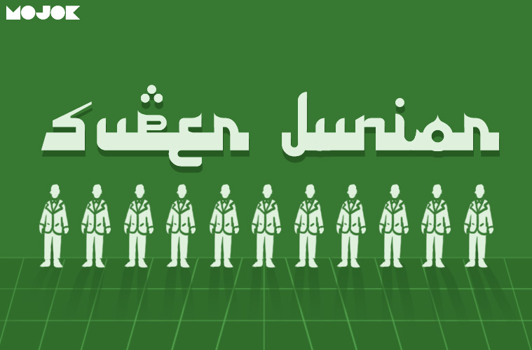 super junior arab