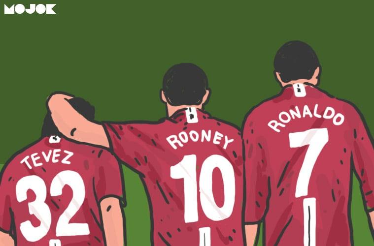 Manchester United musim 2007/2008 MOJOK.CO