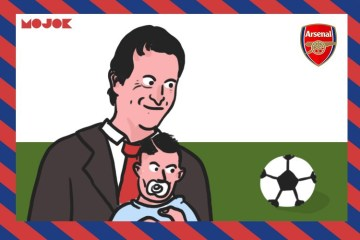 Emery Pilih Granit Xhaka: Ban Kapten Arsenal Berisi Kutukan? MOJOK.CO