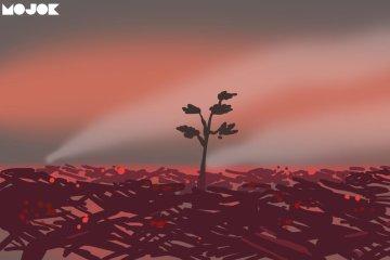 Kebakaran Hutan Kalimantan dan Sumatra Menyerupai Neraka di Bumi MOJOK.CO