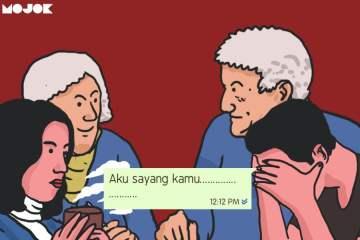 gaya chat sms bbm mojok.co