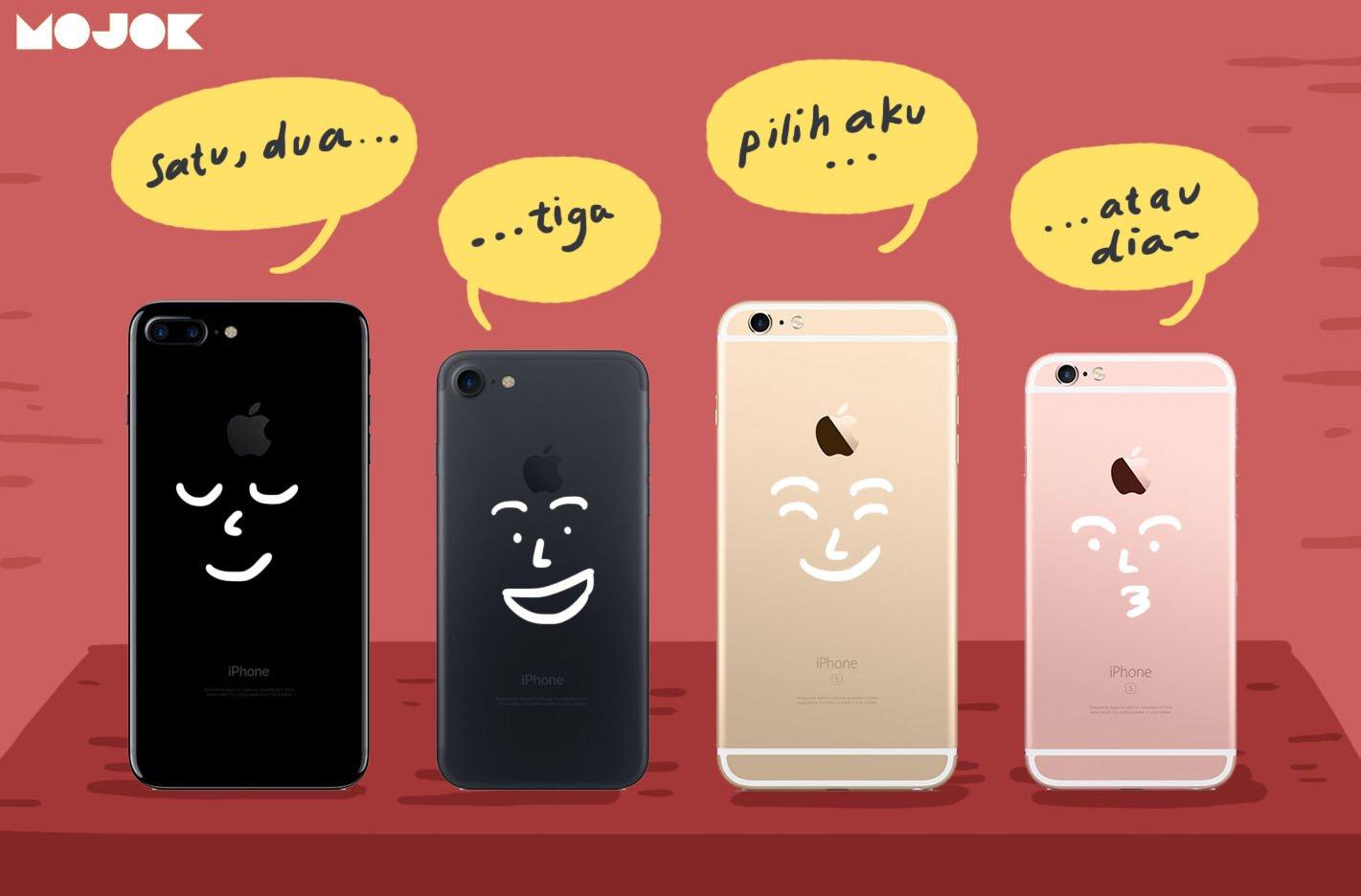 Tips Membeli iPhone untuk Pemula: No. 1 Jangan Beli Seri ...