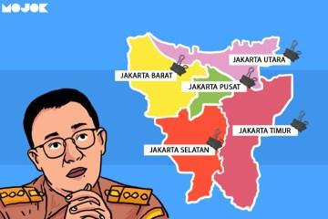Banjir Jakarta Malah Bikin Anies Baswedan dan Menteri Basuki Hadimuljono Berdebat