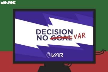 VAR, aston villa vs burnley, gol lampard, offside liga inggris wasit