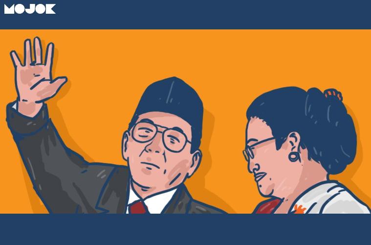 Apa Sulitnya Mengakui Gus Dur dan Megawati Sama-sama Berhasrat pada Kekuasaan?