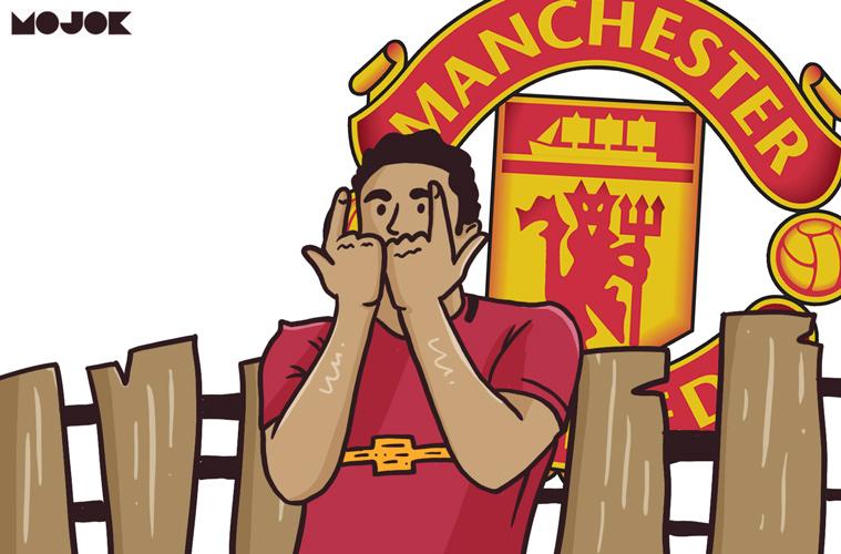manchester united bahagia dengan pemain medioker