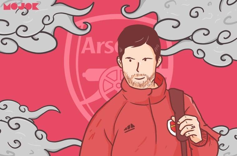 Arsenal pablo mari cedric soares MOJOK.CO