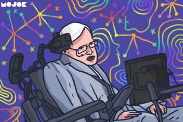 Sains, Tuhan, dan Nakalnya Stephen Hawking