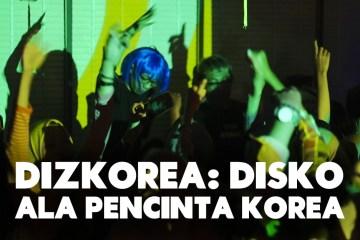 Berkunjung ke Dizkorea: Diskonya Para Pencinta Korea