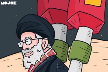donald trump perang dunia 3 iii iran as nuklir rudal twit serangan mundur qasem soleimani mojok.co
