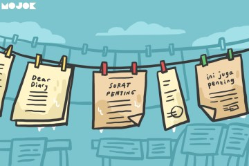 buku basah kertas basah dokumen basah arsip basah cara menyelamatkan rekondisi mengeringkan lengket keriting berjamur anri arsip nasional republik indonesia mojok.co
