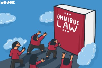 Jokowi Pengin Sahin Omnibus Law dalam 100 Hari, Hmm Mencurigakan Sekali