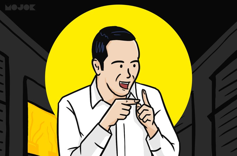Jokowi MOJOK.CO