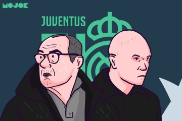 real madrid juventus liga champions guardiola zidane sarri MOJOK.CO