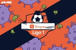 Liga 1 Liga 2 virus corona MOJOK.CO