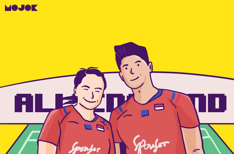 Pasangan Ganda Campuran Praveen/Melati Juara All England 2020
