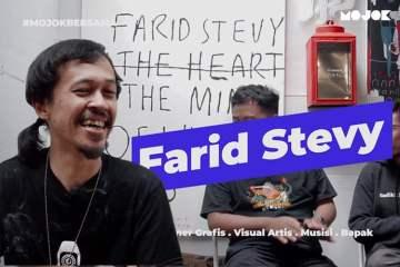 Farid Stevy: Logo Telah Mati, Indie, Obituari, dan Cerita-Cerita Lainnya