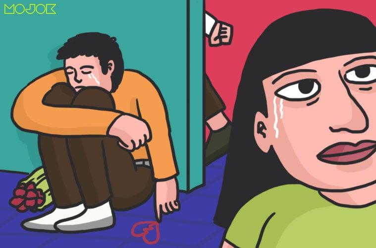 Tidak Ada Patah Hati Terberat Karena Semua Terasa Menyakitkan Mojok Co