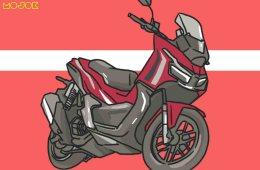 honda ADV150 yamaha nmax yamaha aerox motor matik MOJOK.CO