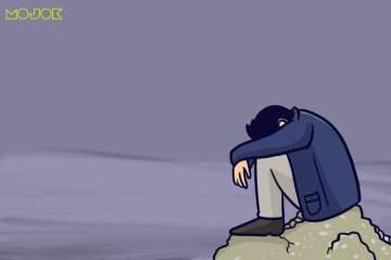 mengumbar depresi di media sosial psikologi kesehatan mental mojok.co