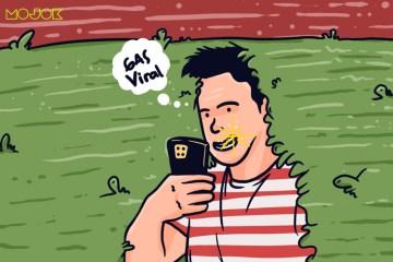 internet, media sosial, ketenaran, mencuri foto mojok.co