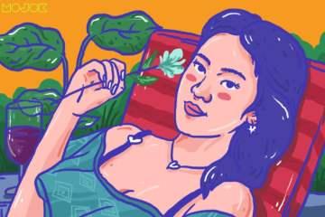 Kalau Anya Geraldine Nggak Mau 'Speak-Up' soal Isu Kemanusian Emang Kenapa?