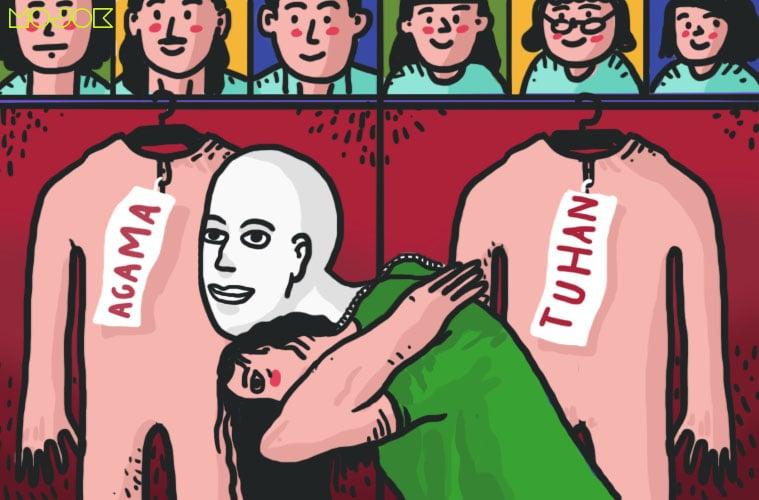 Lakukan Perbuatan Burukmu Sendirian, Tak Usah Bawa Agama atau Ajak-ajak Tuhan