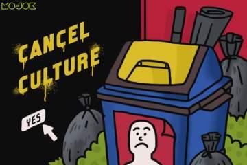 cancel culture adalah budaya buruk jahat publik shamming awkarin ahmad dhani ad hominem adalah mojok.co