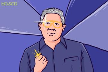 twit pak SBY RUU HIP anggota legislatif DPR Haluan ideologi pancasila komunisme dasar negara mantan presiden mojok.co