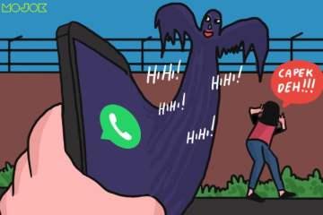 WhatsApp Sudah Normal Setelah Fitur Last Seen dan Online Hilang MOJOK.CO