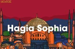 Ingatan Soal Hagia Sophia dan Si 'Poker Face' Sultan Erdogan