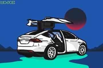 Tesla Model X, Mobil yang Fitur Canggihnya bikin Ngiler
