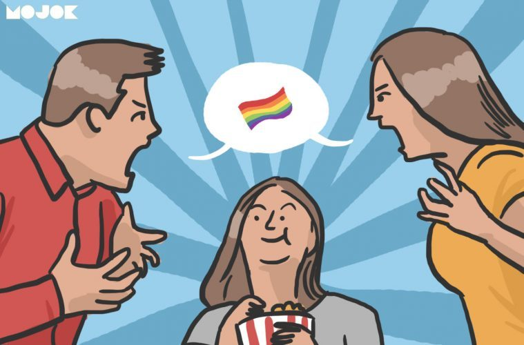 Dunia Ideal Menurut Seorang Lesbian