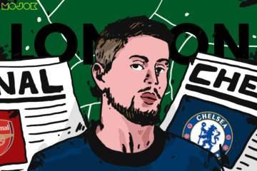 Arsenal, Chelsea, dan Jorginho dalam Narasi Khayalan Media MOJOK.CO