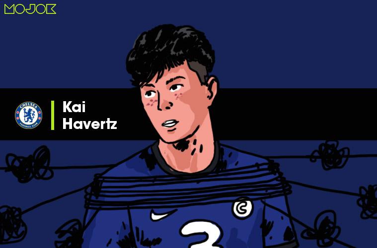 Kai Havertz dan Seikat Benang Chelsea yang Kusut