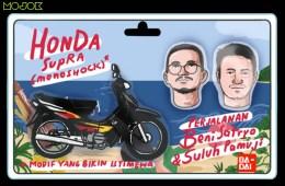 Honda Supra dan Pria-Pria Goblok yang Dekat dengan Kematian MOJOK.CO