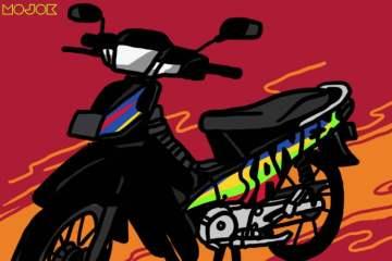 Legenda Honda Supra X 125 Disaingi Sanex, Mocin yang Keberadaannya Kayak Siluman MOJOK.CO