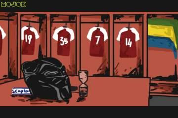 Aubameyang dan Kontrak Baru yang Menyentuh Hati Fans Arsenal MOJOK.CO