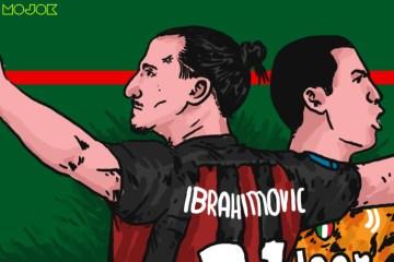 AC Milan dan Juventus Menikmati Candu Ibrahimovic dan Ronaldo Sampai Tetes Terakhir Selagi Masih Bisa MOJOK.CO