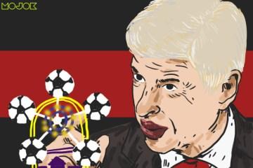 Arsene Wenger dan Bianglala Sepak Bola- Warna Arsenal dan Identitas Manusia MOJOK.CO