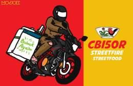 Honda CB150R: Selain Naik Haji, Tukang Bubur Juga Bisa Naik Motor Keren MOJOK.CO