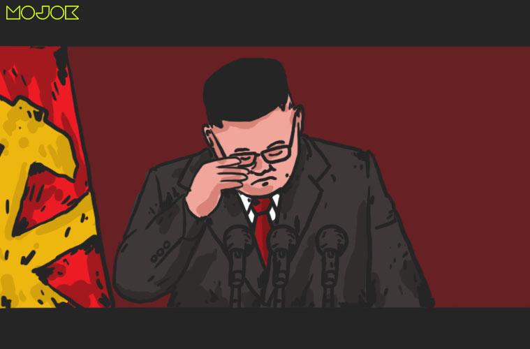 Kim Jong-un Jangan Menangis Sendiri, Ajak Jokowi dan Terawan Juga Dong